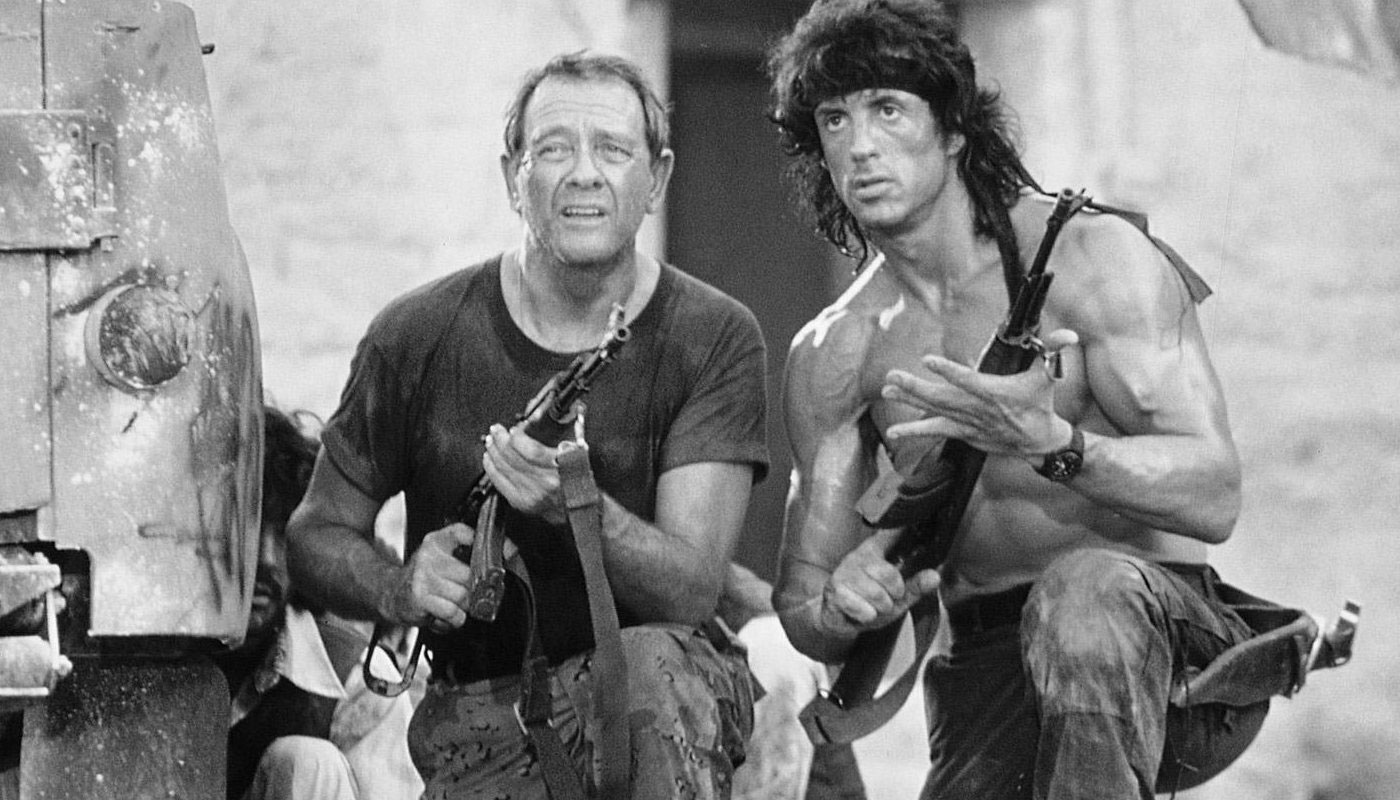 Rambo 3 Elicottero : Rambo iii the killtime your no place for all